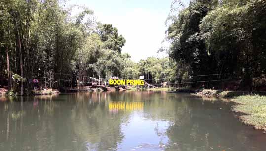 Menikmati Sejuknya Hutan Bambu Ekowisata Boonpring Andeman