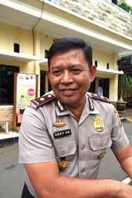 Wakapolres Malang