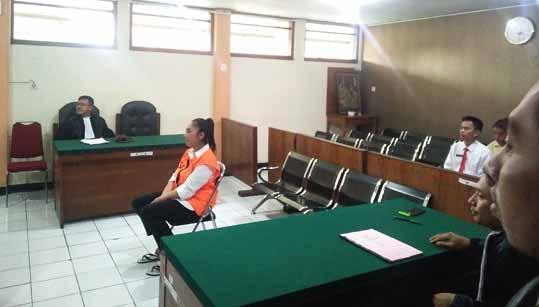 Maria Purbowati, Terdakwa Penipuan Dituntut 4 Tahun Penjara