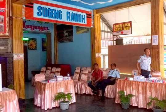 Prabowo - Sandi Menang Mutlak di LP Lowokwaru