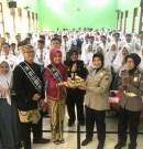 HUT Ke-71, Polwan Polres Malang Gelar Goes To School