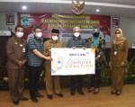 Bentoel Group Donasikan 70 Laptop kepada 70 UMKM