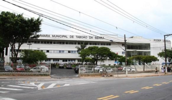 Fachada da Camara de Taboao da Serra_Divulgacao