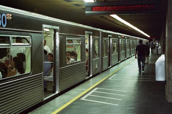 Greve do metrô pode ser de até 24h. (Foto: Divulgação)