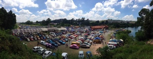 Prefeitura de Embu das Artes não exige contrapartidas para festa com cobrança de ingresso em área pública. (Foto: Divulgação / PMETEA)