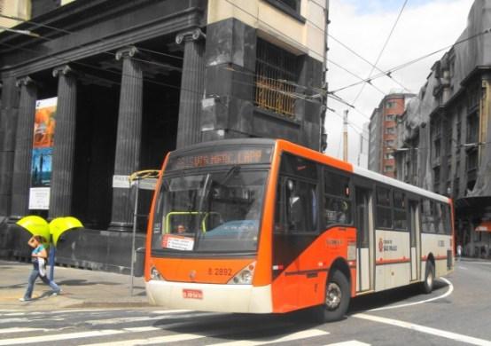 Tarifas do transporte público estão mais caras em São Paulo. (Foto: Blog do Ponto de Ônibus)