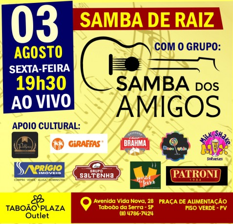 Samba no Taboao Plaza Outlet. jpg