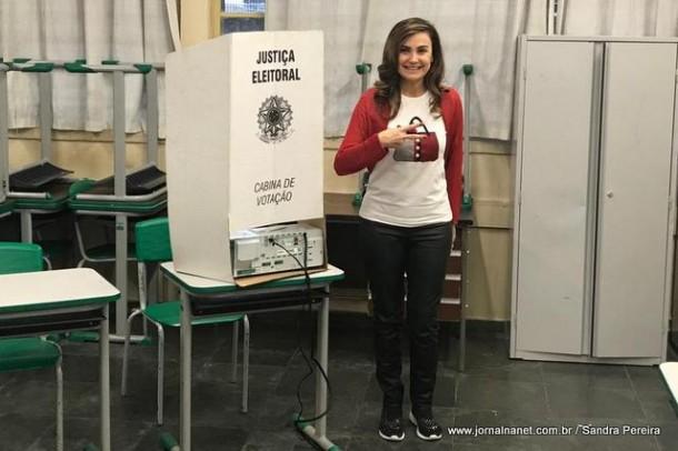 Analice Fernandes é reeleita para o quinto mandato como deputada estadual.