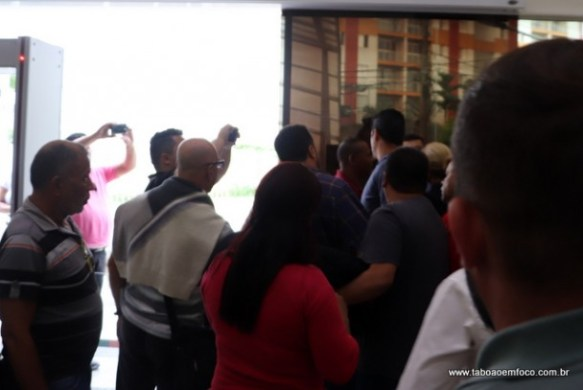 Mais uma confusão na Câmara Municipal de Taboão da Serra.