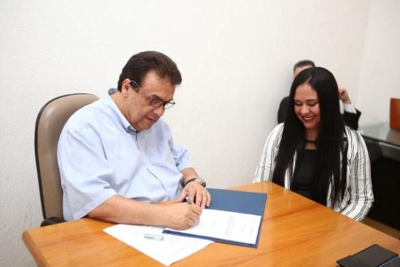 Sandra Pereira é a nova secretária de habitação de Taboão da Serra. (Foto: Divulgação / PMTS)