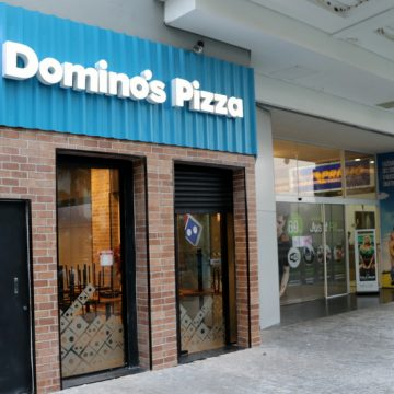 Domino's Pizza inaugura loja no Taboão Plaza Outlet