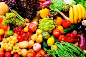 Fruits et légumes - Ulcère d'estomac