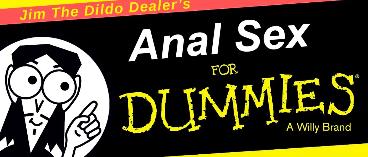 Anal how to guide
