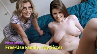 Michele James, Cory Chase – Free Use Family My Sister