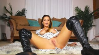 Mandy Flores – Big Sister Cowgirl Fuck