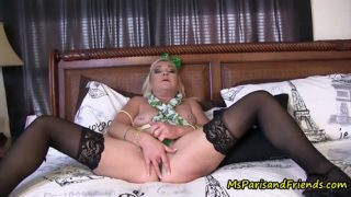 MsParisRose – St Patricks Day Mommy Son Taboo