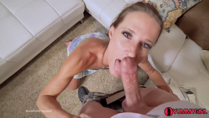 Sofie Marie – Mom Helps Sons First Date Jitters