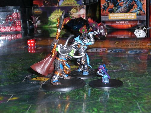 World of Warcraft Miniatures