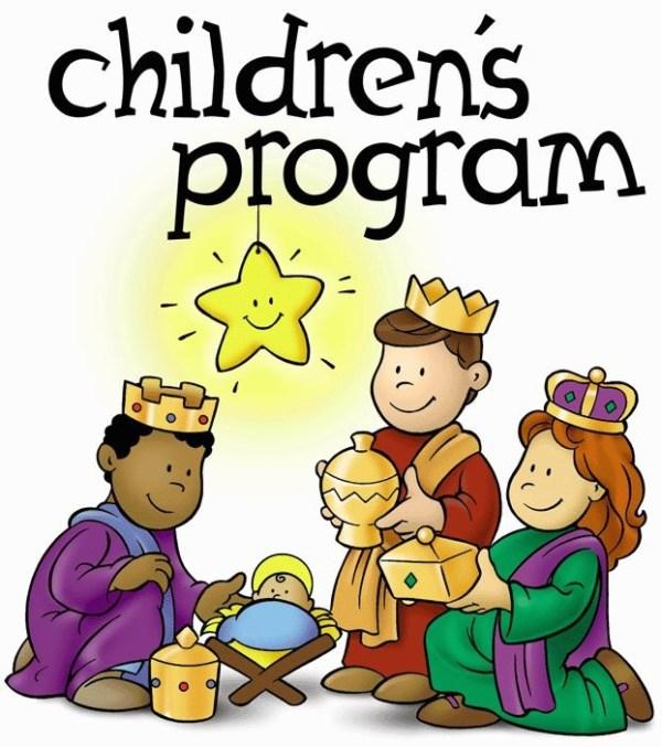 children christmas program