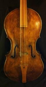 baroque bass violin