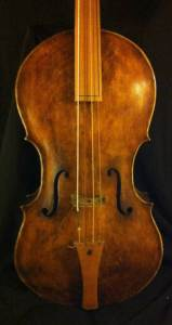 baroque bass violin