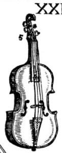17th Century Viola