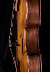 Renaissance Viola setup bridge neck angle