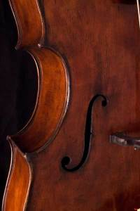 baroque cello 5 string