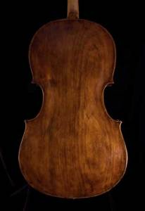 Giovanni Francesco Celoniato cello