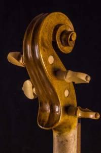 baroque violin dalla Costa
