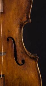 borbon viola soundhole