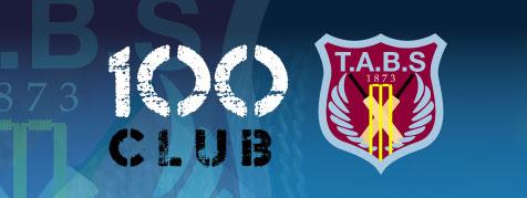 100 club winners for November