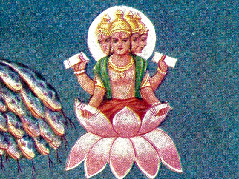 Lord Brahma creates Death - मृत्यु का जन्म - ब्रह्मा ने क्यों बनाया मृत्यु को? - Hindu Mythology - The Tab Se Ab Tak Show