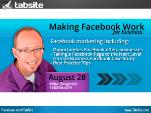 Facebook-Marketing-for-business-slides