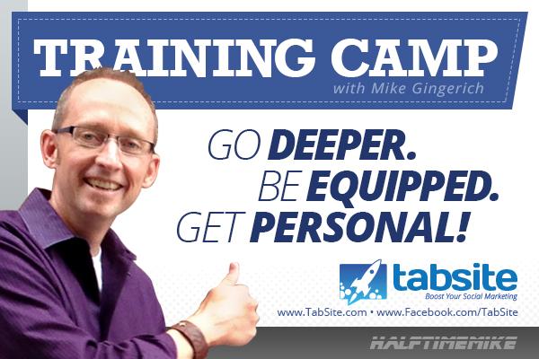 TrainingCampwithMike