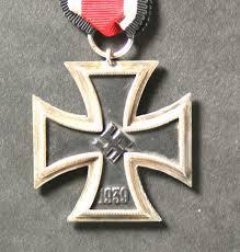 nazi iron cross