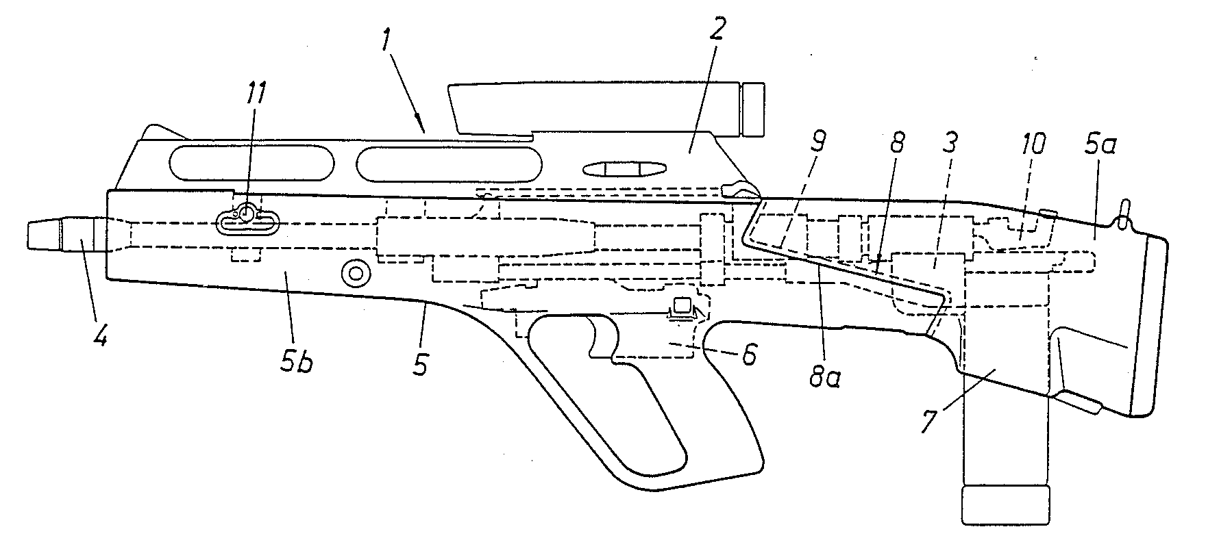 M16a1 Parts List