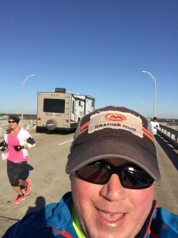 Running the Double Bridge Run