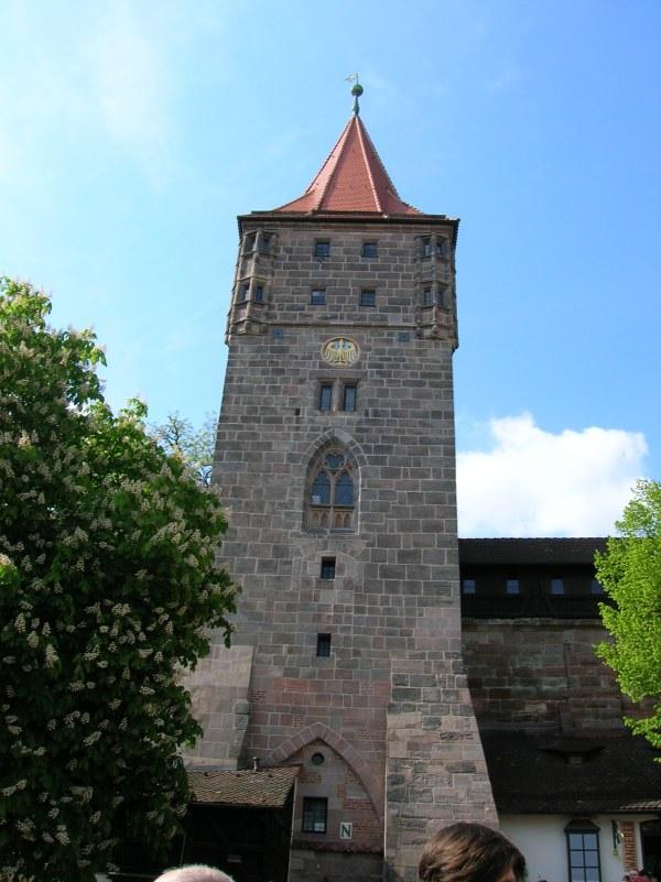 Nuremberg Diary Tracy' Travels