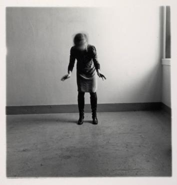 Space², Providence, Rhode Island, 1975-1978 1975-8 Francesca Woodman 1958-1981 ARTIST ROOMS Acquired jointly with the National Galleries of Scotland through The d'Offay Donation with assistance from the National Heritage Memorial Fund and the Art Fund 2008 http://www.tate.org.uk/art/work/AR00349