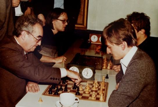 Europacupen 1984 Rockaden- Burevestnik