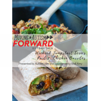 Weekend Jumpstart Series Part 2: Chicken Burritos