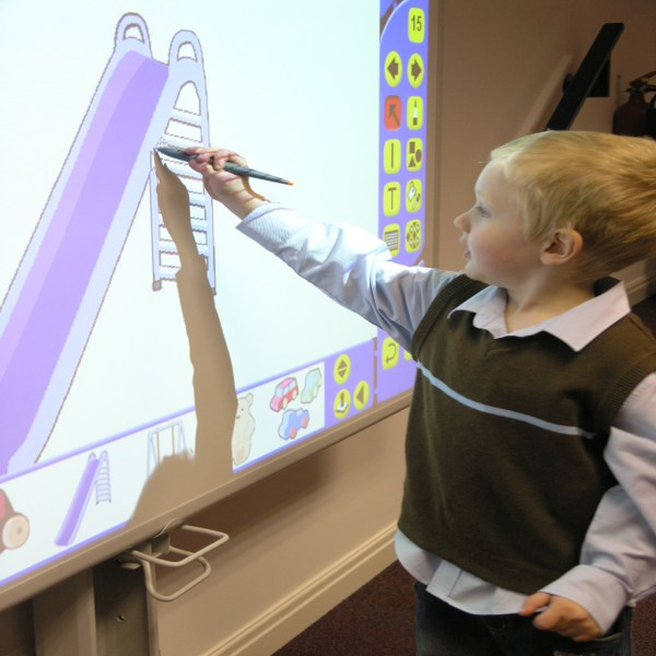 Interactive Whiteboards Taccle 2