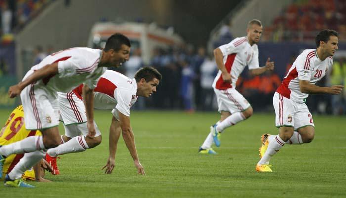 Románia - Magyarország 3-0