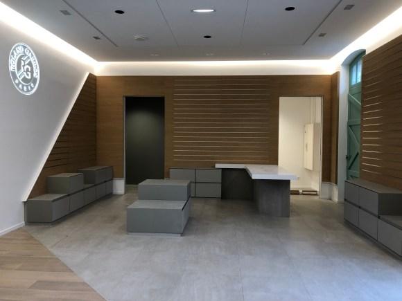 agencement architecture project ateliertachas design rolandgarros