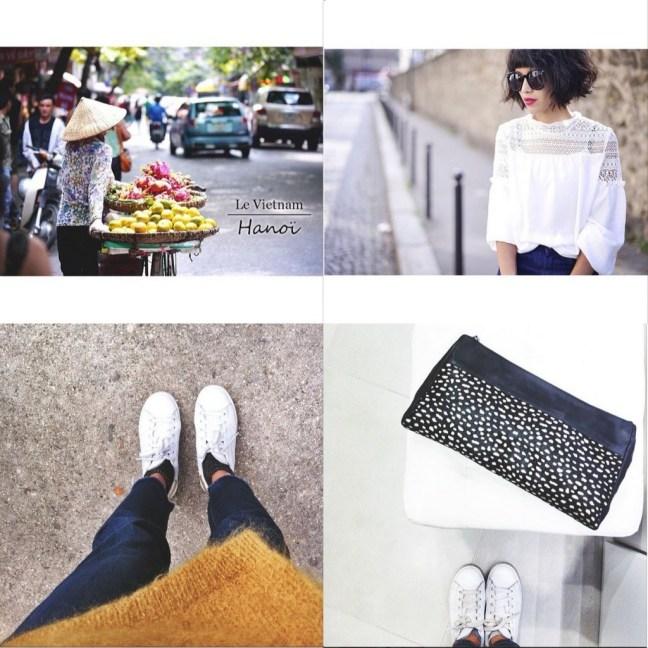 instagram tache de rousseur dressing leeloo