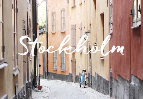Bonheur sur l'internet 3 - Stockholm