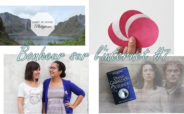 Blog Tache de Rousseur - Bonheur sur l'internet 7-2
