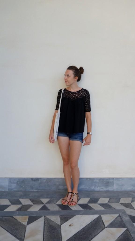 Blog Tache de Rousseur - Look Napolitain Zara (3)