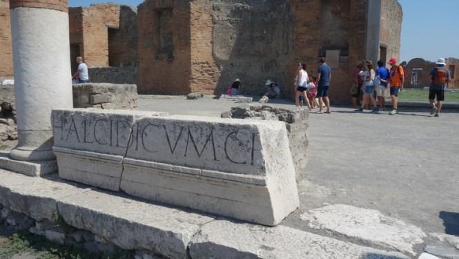 Italie 2015 - Naples - Pompéi - Blog Tache de Rousseur (4)